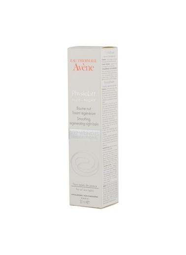 Avene AVENE Physiolift NUIT Baume 30 ML - Gece Balsamı Renksiz